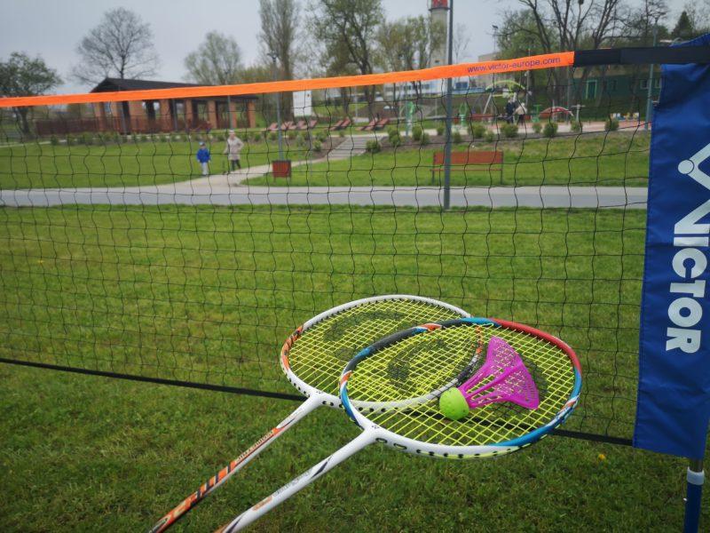 Badminton na Słodowie